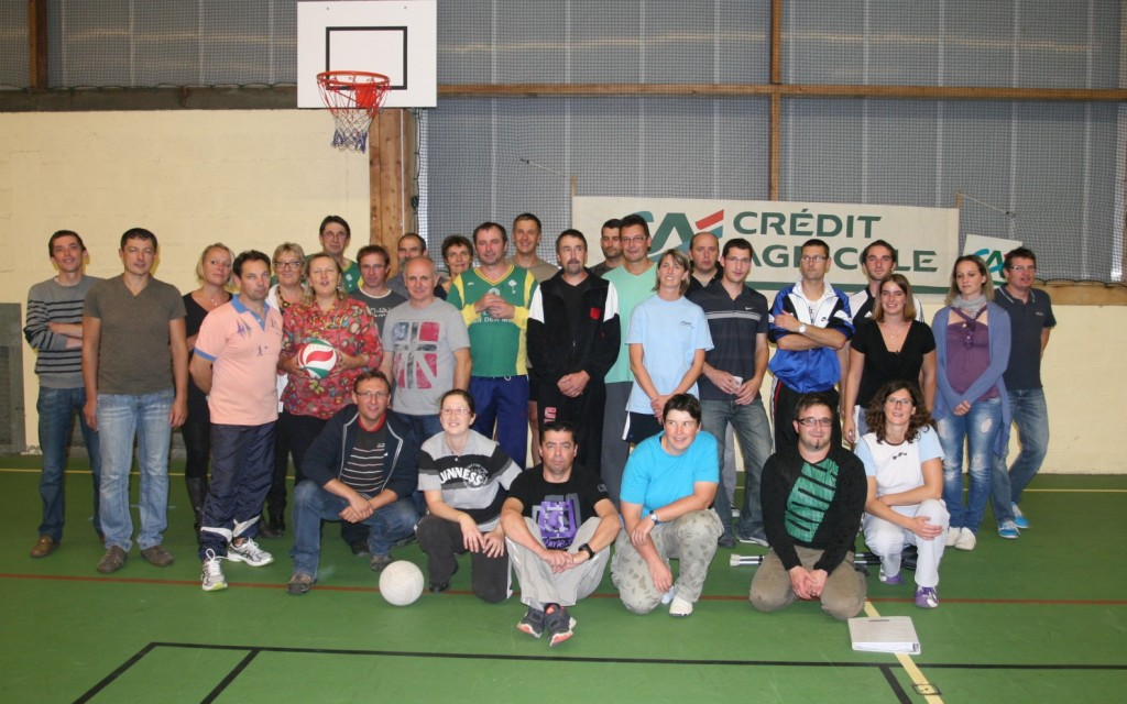30 ans volley